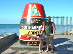 Key West southern tip